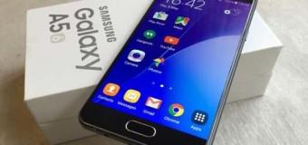 Samsung Galaxy A5 2017 Diperkenalkan, Ini Harga dan Spesifikasi Lengkapnya