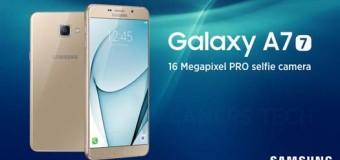 Samsung Galaxy A7 2017 Diperkenalkan, Ini Harga dan Spesifikasi Lengkapnya