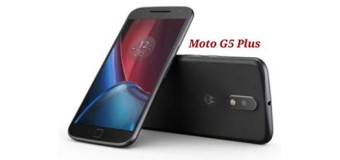 Moto G5 Plus Resmi Diluncurkan, Ini Spesifikasi Lengkapnya