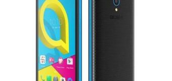 Alcatel A30, Android Nougat RAM 2GB Murah Meriah Harga 1 Jutaan