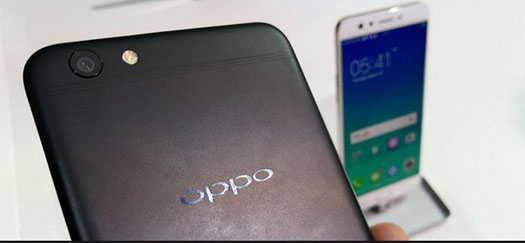 Oppo F3 Plus Black Edition