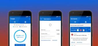 Resmi Diperkenalkan Aplikasi Penghemat Data Android Milik Google, Triangle