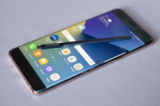 Samsung Galaxy Note Fan Edition