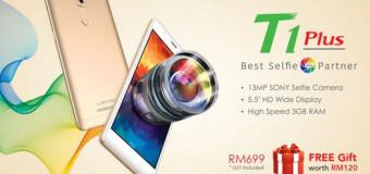 Leagoo T1 Plus Resmi Tersedia di Indonesia, Ini Harga & Spesifikasinya