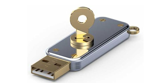 Password Flashdisk