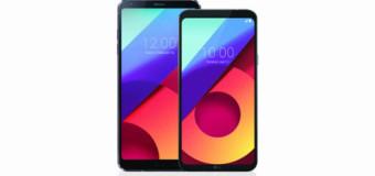 Mulai Hari Ini LG G6 Plus dan LG Q6 Plus Sudah Bisa Dipesan di Indonesia