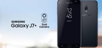 Samsung Galaxy J7+ Resmi Diluncurkan, Ini Harga & Spesifikasi Lengkapnya