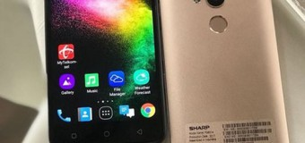 Sharp R1s, Smartphone Baterai Besar 5000 mAh Dual Kamera Belakang Harga Terjangkau