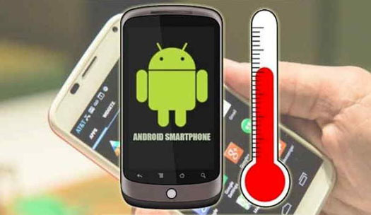 Android Panas