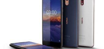 Nokia 3.1 Resmi Diluncurkan, Android One dengan Desain Bezelless Harga Terjangkau