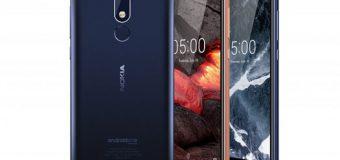 Nokia 5.1 Resmi Diluncurkan, Android One RAM 3GB Kinerja 40% Lebih Kencang