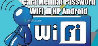 QR Code Scanner, Aplikasi Mengetahui Password WiFi Tanpa Root