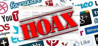Kesel Dengan Berita Hoax Yang Beredar ? Ini Cara Mudah Untuk Membongkarnya