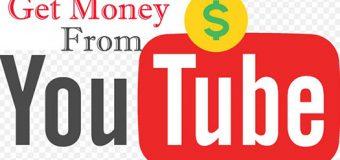 Gak Cuma Lewat AdSense Doang ! Ini Cara Mudah Mendapatkan Uang dari Youtube